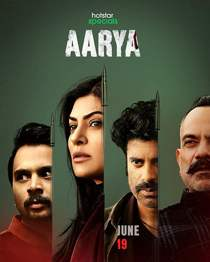 Aarya (2020) Hindi Complete Web Series