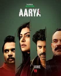 Aarya (2020) Hindi Complete Web Series