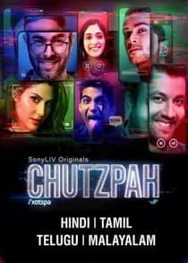 Chutzpah (2021) Complete Hindi Web Series