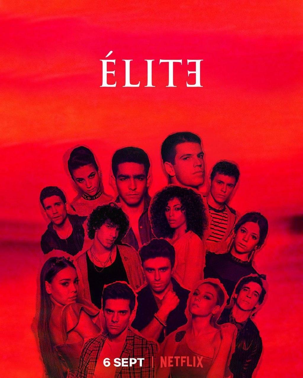 Elite (2019) S02 Complete NF Series