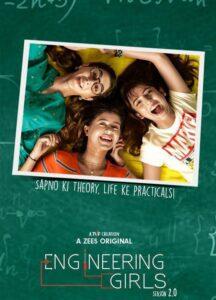 Engineering Girls (2021) S02 Complete Hindi Web Series