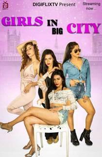 Girls In Big City (2021) Hindi Short Film