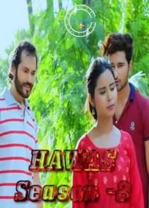 Hawas (2021) S02 Hindi Web Series