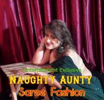 Naughty Aunty Saree Fashion (2021) iEntertainment Originals Hot Video