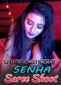 Senha Saree Shoot (2021) Originals Hot Video