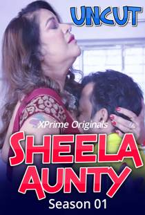 Sheela Aunty (2021) XPrime Hindi Web Series