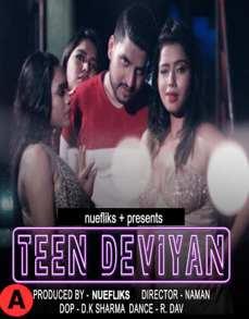 Teen Deviyaan (2021) Hindi Web Series