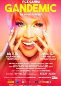 "Vice Ganda ""Gandemic"", The VG-Tal Concert (2021) Full Pinoy Movie"